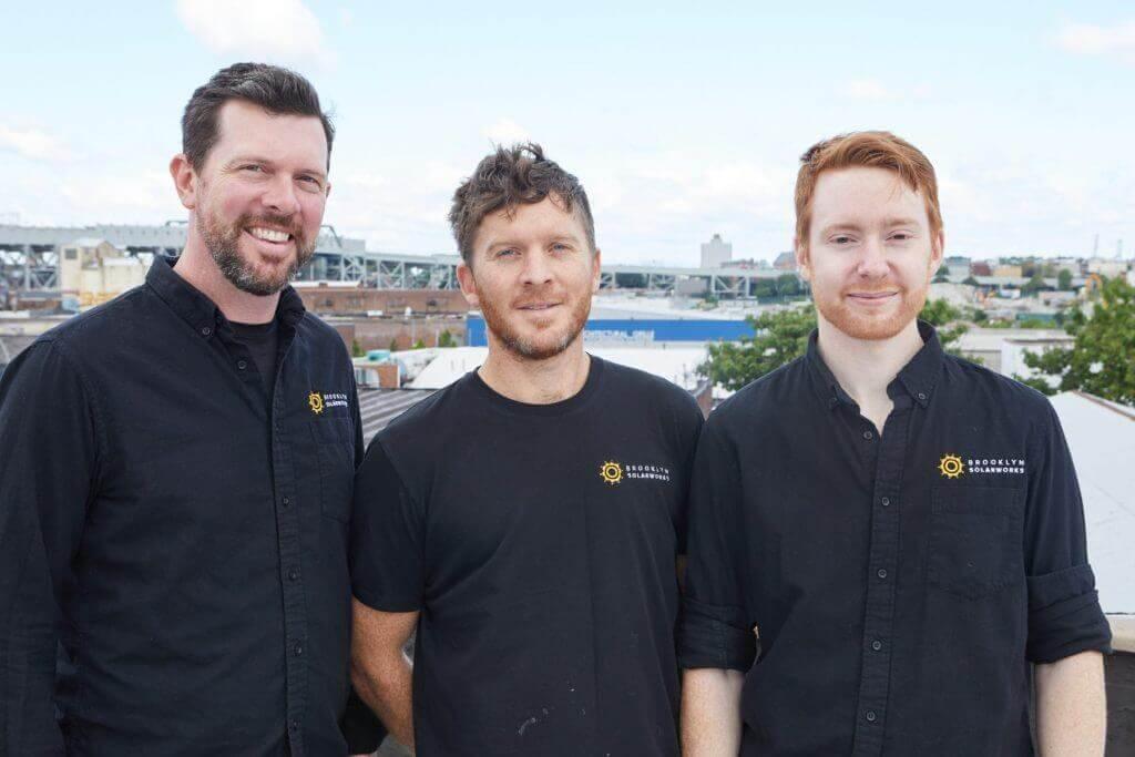 Brooklyn SolarWorks new website founders