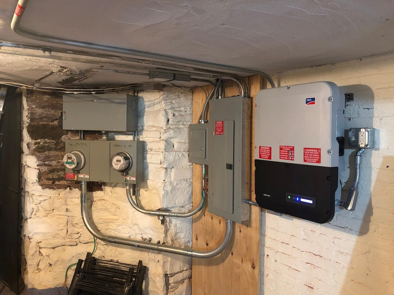 Electrical Service Installation