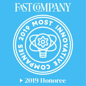 Most Innovative companies 2019