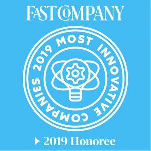 Most Innovative companies 2019