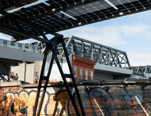 A Solar Movement Grows in New York City