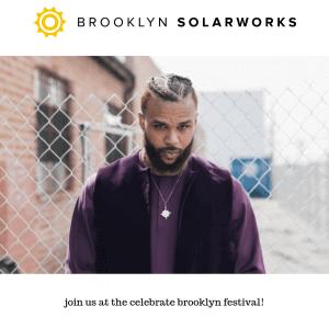 Brooklyn Festival Poster