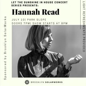 Hannah Read Poster