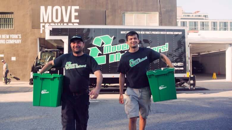 movers not shakers sustainably-minded
