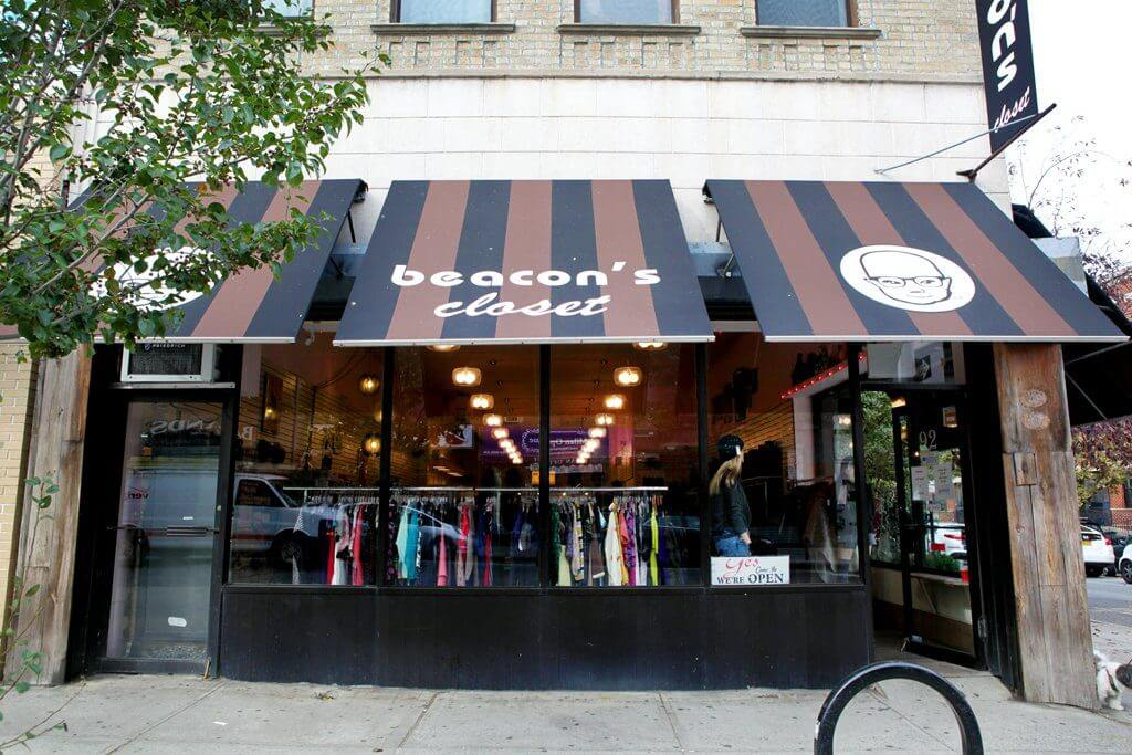beacons closet sustainably-minded clothing