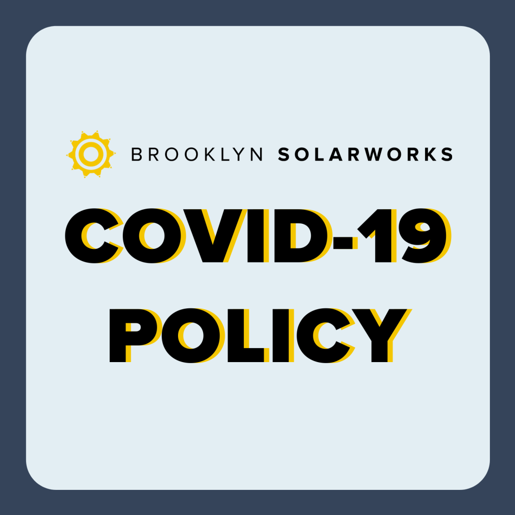 Covid-19 Policy Banner