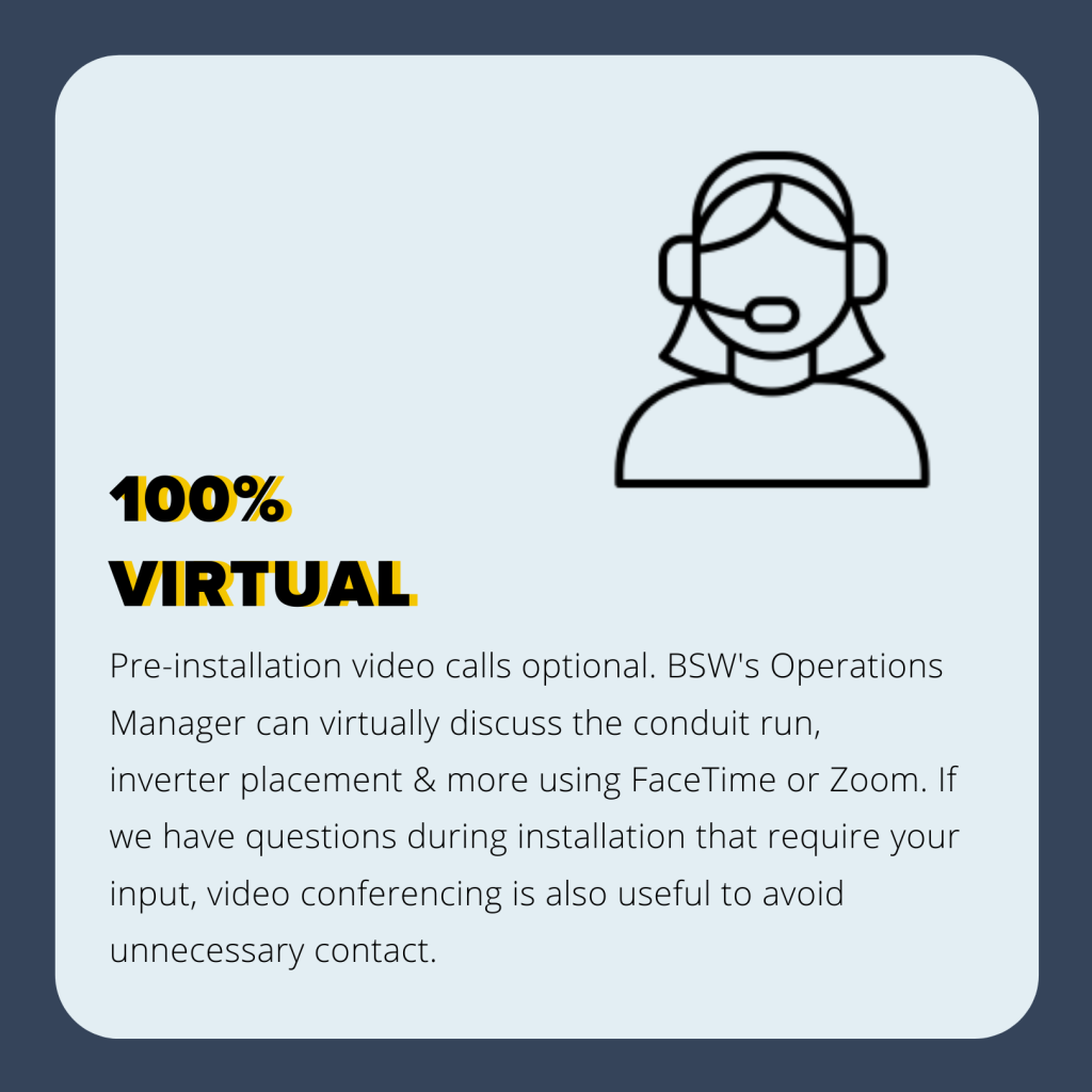 100% Virtual Banner